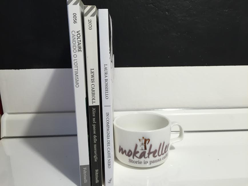 3 libri che porterei con me