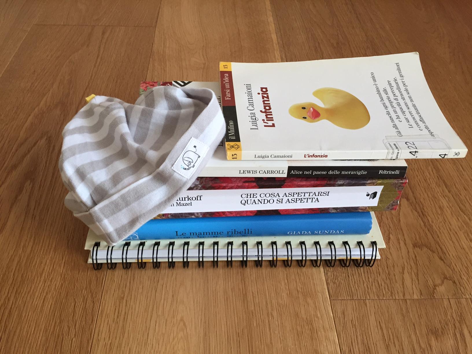 5 libri da leggere in gravidanza